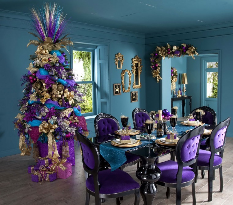 Unique Ideas for Christmas Decorating - Photo Courtesy: decoration0.com